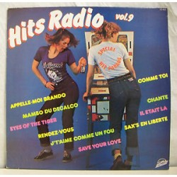 """Disque Vinyle 33 tours LOVE AND MUSIC LP 12"""" HITS RADIO Vol 9 Flipper Pin Up SYSTEM DISCO 622 collection occasion"""