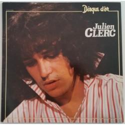 Disque Vinyle 33 tours Disque D' Or - Julien Clerc 14 titres collection occasion