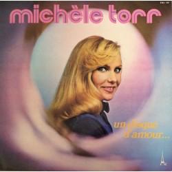 Disque Vinyle 33 tours Un Disque D'amour - Michèle Torr collection occasion