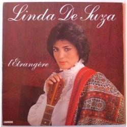 Disque Vinyle 33 tours Linda De Suza - L'étrangère 10 titres collection occasion
