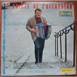 Disque Vinyle 33 tours Le Prince De L'accordéon - Louis Corchia collection occasion