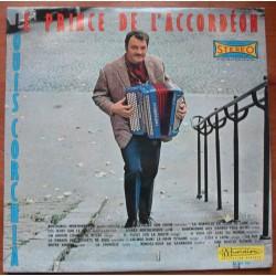 Disque Vinyle 33 tours Le Prince De L'accordéon - Louis Corchia collection occasion