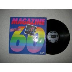 Disque Vinyle 33 tours 60 Tubes Des Années 60 - Magazine 60 collection occasion