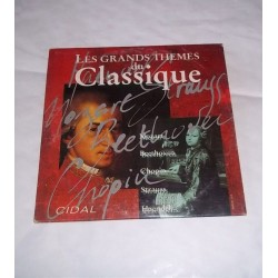 musique cd Les Grands Thèmes du Classique - CD rares