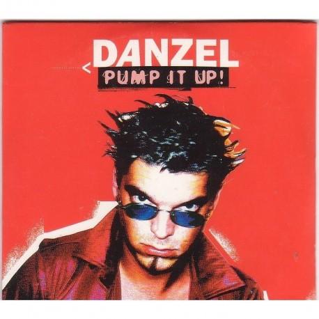 musique cd single 2 titres Pump It Up ! Danzel