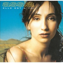 musique cd single 2 titres assia , elle est a toi