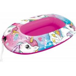 Bateau pneumatique gonflable mer et piscine Licorne enfant Mondo CE neuf