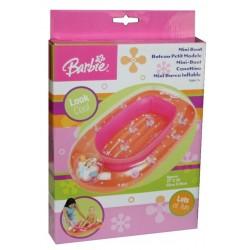 Bateau pneumatique gonflable mer et piscine Barbie 94 x 65 cm enfant norme CE neuf