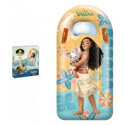 Planche de surf gonflable Vaiana licence Disney mer et piscine enfant norme CE neuve