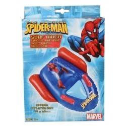 Planche de surf gonflable Spiderman mer et piscine enfant licence Marvel norme CE neuve