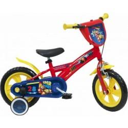 Vélo 12 Pouce 3/6 ans Mickey licence officielle Disney garcon idée cadeau anniversaire noël plein air neuf