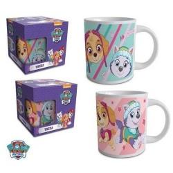 Tasse Mug Paw Patrol Pat patrouille Skye en céramique 23,7 CL enfant fille idée cadeau anniversaire noel neuf