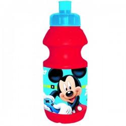 Gourde Sport Plastique Mickey licence officielle Disney enfant vacances pique nique neuve