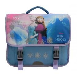 Cartable La Reine des Neiges Frozen Qualité supérieure 38 cm LICENCE OFFICIELLE DISNEY rentrée scolaire neuf
