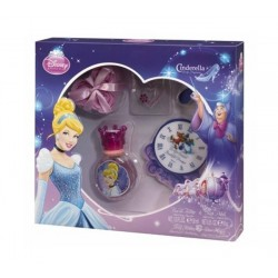 Coffret Cendrillon Disney eau de toilette 30ml + accessoires fille idée cadeau anniversaire noel neuf