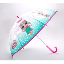 Parapluie pour enfant manuel LOL surprise fille pluie bonne qualité neuf