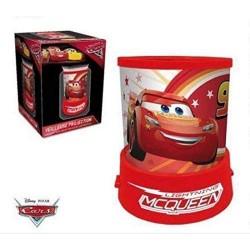 Veilleuse Projecteur cars Flash Mc Queen avec étoiles licence officielle Disney idée cadeau anniversaire noel neuve