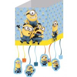 Pinata lovely les Minions enfant a suspendre bonbons jouets jeux FETE GOUTER ANNIVERSAIRE neuve