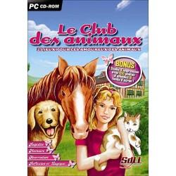 jeux video LE CLUB DES ANIMAUX pour enfants sur PC neuf
