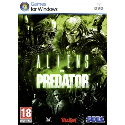 Jeux vidéo Aliens vs Predator rébellion sur PC + de 18 ans neuf sous blister