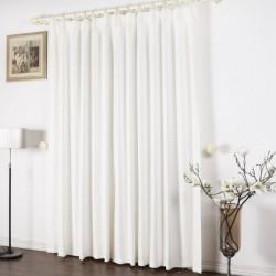 Rideau Isolant thermique et occultant Blanc 140x240 cm décoration fenêtre de maison neuf