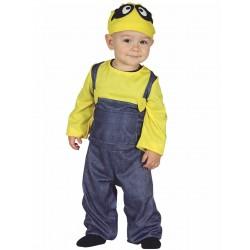 Déguisement minimoi bébé 1/2 ans carnaval anniversaire fête Halloween neuf