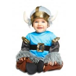 Déguisement viking bébé 1/2 ans carnaval anniversaire fête Halloween neuf