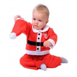 Déguisement Père Noël complet bébé 12 mois carnaval anniversaire fête noel neuf