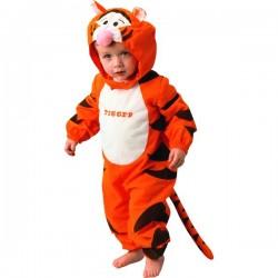 Déguisement combinaison Disney Tigrou enfant taille de 2 a 3 ans carnaval anniversaire fête Halloween neuf