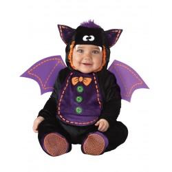 Déguisement Chauve-souris pour bébé taille du 0/6 au 18/24 mois carnaval anniversaire fete Halloween neuf