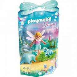 PLAYMOBIL 9139 Fairies - Fée avec Ratons Laveurs licence officielle jeux idée cadeau anniversaire noël neuf