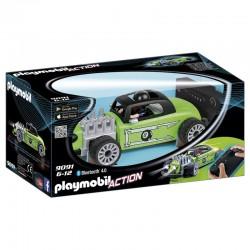 Playmobil 9091 Action Voiture de course RC Rock'n'Roll Racer radiocommandée licence officielle cadeau anniversaire noël neuf