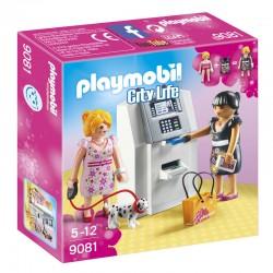 Playmobil 9081 City Life : Distributeur automatique licence officielle idée cadeau anniversaire noël neuf