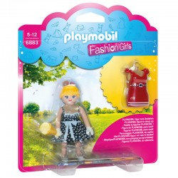 Playmobil 6883 Fashion Girls Field licence officielle idée cadeau anniversaire noël neuf