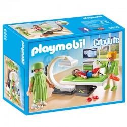 Playmobil 6659 - salle de Radiologie licence officielle idée cadeau anniversaire noël neuf