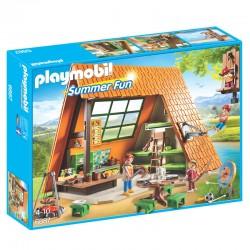 Playmobil 6887 - Summer Fun Gîte de Vacances licence officielle idée cadeau anniversaire noël neuf