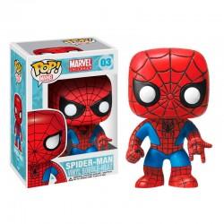 POP 03 figurine Marvel Spiderman licence officielle Funko idée cadeau anniversaire noël neuf