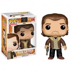 POP 306 figurine The Walking Dead Rick Grimes licence officielle Funko idée cadeau anniversaire noël neuf