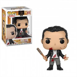 POP 573 figurine The Walking Dead Negan Clean Shaven licence officielle Funko idée cadeau anniversaire noël neuf