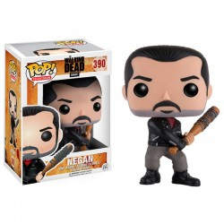 POP 390 figurine The Walking Dead Negan licence officielle Funko idée cadeau anniversaire noël neuf