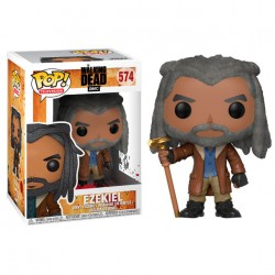 POP 574 figurine The Walking Dead Ezekiel licence officielle Funko idée cadeau anniversaire noël neuf