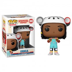 POP 808 figurine Stranger Things 3 Erica licence officielle Funko idée cadeau anniversaire noël neuf
