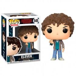 POP 545 figurine Stranger Things Eleven licence officielle Funko idée cadeau anniversaire noël neuf