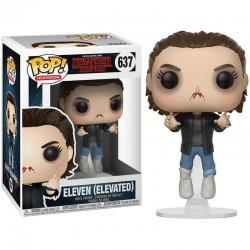 POP 637 figurine Stranger Things Eleven Elevated licence officielle Funko idée cadeau anniversaire noël neuf