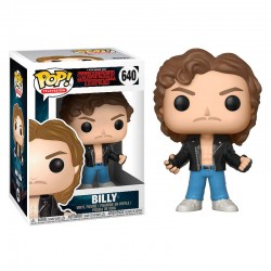 POP 640 figurine Stranger Things Billy at Halloween licence Funko idée cadeau anniversaire noël neuf