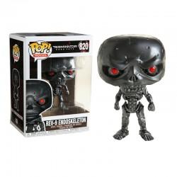 POP 820 figurine Terminator Dark Fate Rev-9 Endoskeleton licence Funko idée cadeau anniversaire noël neuf