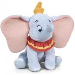 Peluche toute douce Disney Dumbo 30 cm idée cadeau anniversaire noel neuve