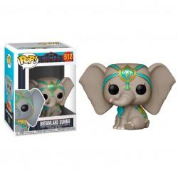 POP 512 figurine Dumbo Dreamland licence Funko collection idée cadeau anniversaire noël neuf