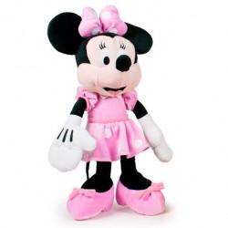 Grande Peluche Minnie 80cm licence officielle Disney marque PLAY BY PLAY idée cadeau anniversaire noël neuve