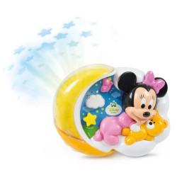 Veilleuse Projecteur d'étoiles magiques Disney Baby Minnie licence officielle idée cadeau anniversaire noël neuve